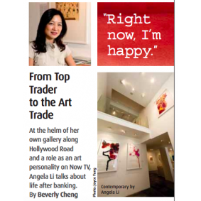 From Top Trader to the Art Trade