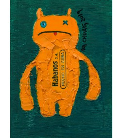 Cigar Box Series - Little Chubby Man