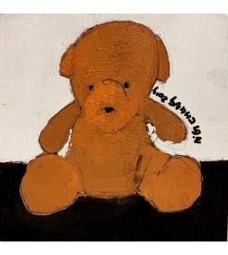 Cigar Box Series - Teddy Bear