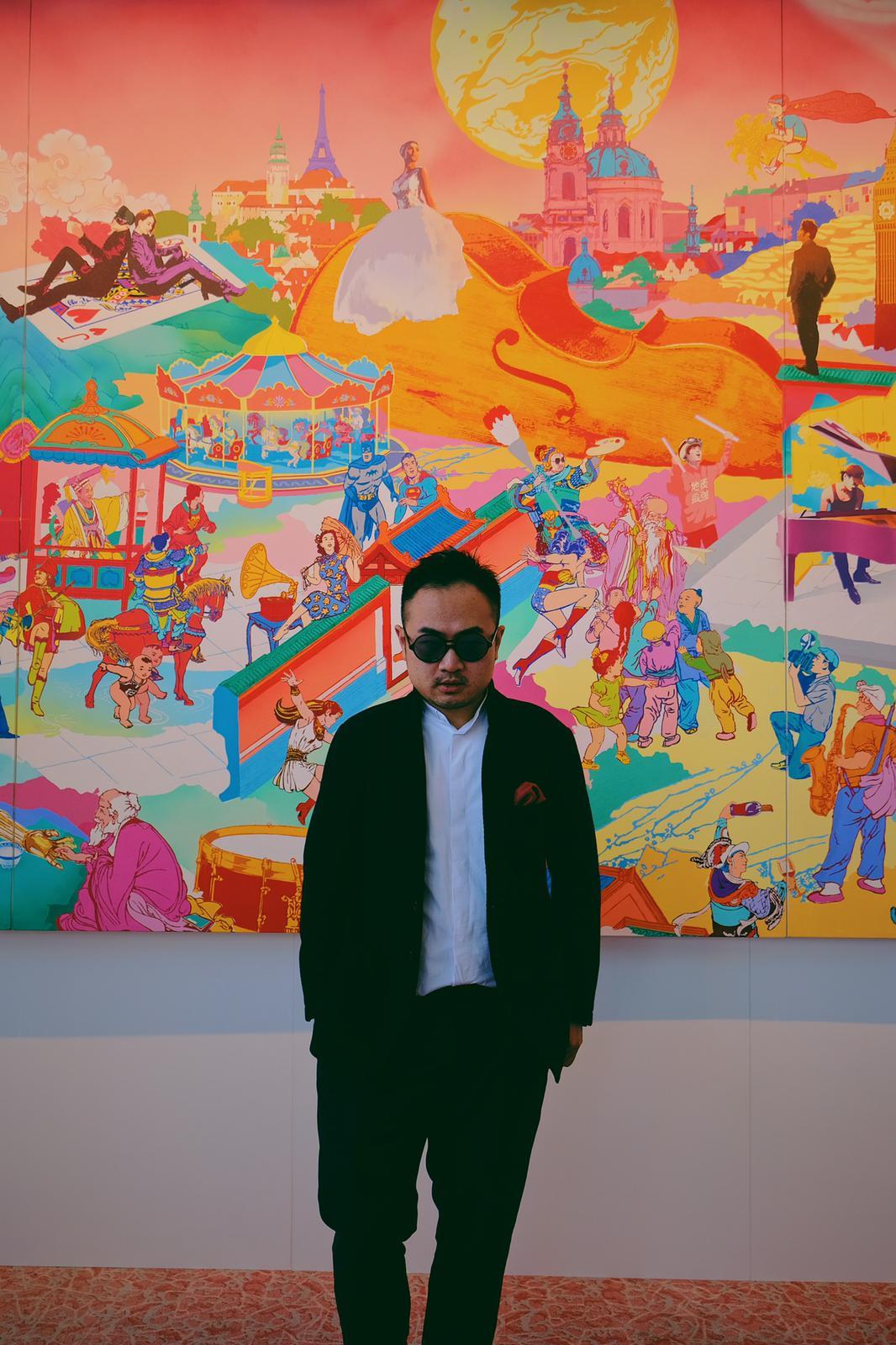 Upcoming: Jacky Tsai Solo Exhibition | The Quarantine Era